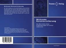 Bookcover of Wirksame Reiseversicherung