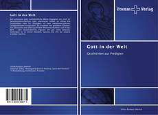 Bookcover of Gott in der Welt