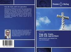 Bookcover of Von dir Gott, will ich sprechen