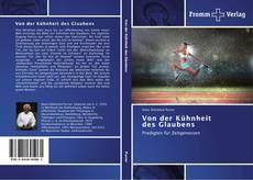 Capa do livro de Von der Kühnheit des Glaubens