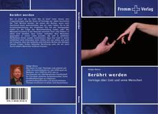Portada del libro de Berührt werden