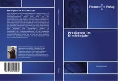 Capa do livro de Predigten im Kirchenjahr