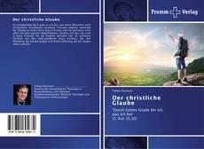 Buchcover von Der christliche Glaube
