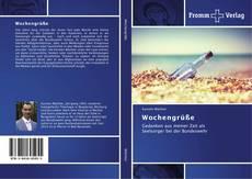 Bookcover of Wochengrüße
