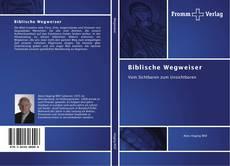 Buchcover von Biblische Wegweiser