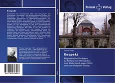 Bookcover of Respekt