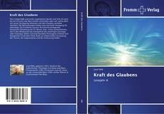Buchcover von Kraft des Glaubens
