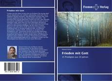 Buchcover von Frieden mit Gott