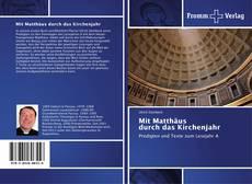 Buchcover von Mit Matthäus durch das Kirchenjahr