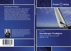 Capa do livro de Starnberger Predigten