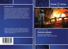 Kannze glaum的封面