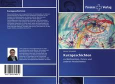 Bookcover of Kurzgeschichten