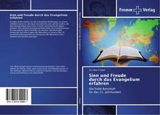 Bookcover of Sinn und Freude durch das Evangelium erfahren