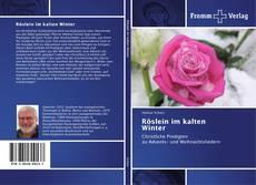 Röslein im kalten Winter kitap kapağı
