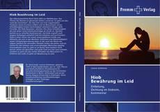 Buchcover von Hiob Bewährung im Leid