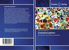 Capa do livro de Gedankensplitter