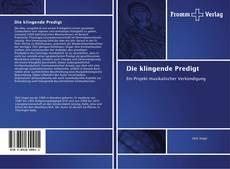 Buchcover von Die klingende Predigt