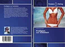 Bookcover of Predigten zur Schönheit