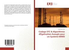 Copertina di Codage STC & Algorithmes d'Égalisation Aveugle pour un Système MIMO