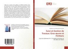 Copertina di Suivi et Gestion de Travaux: Gros œuvre et Finitions