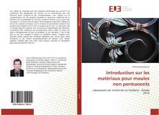 Portada del libro de Introduction sur les matériaux pour moules non permanents