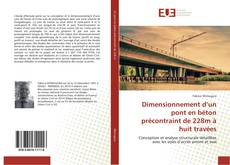Обложка Dimensionnement d'un pont en béton précontraint de 228m à huit travées
