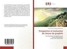 Copertina di Prospection et évaluation de réserve de graphite