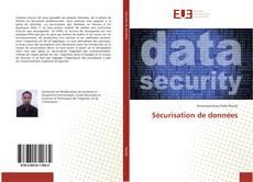 Sécurisation de données kitap kapağı