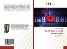 Capa do livro de Audit de la sécurité informatique