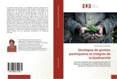 Portada del libro de Stratégies de gestion participative et intégrée de la biodiversité