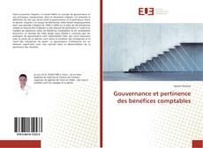 Bookcover of Gouvernance et pertinence des bénéfices comptables