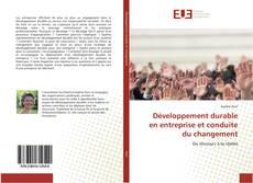 Borítókép a  Développement durable en entreprise et conduite du changement - hoz