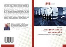 Bookcover of La condition salariale contemporaine
