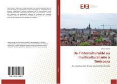 Capa do livro de De l'interculturalité au multiculturalisme à Timişoara