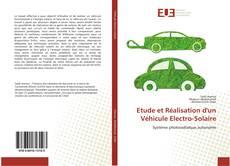 Обложка Etude et Réalisation d'un Véhicule Electro-Solaire