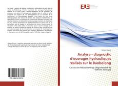 Couverture de Analyse - diagnostic d'ouvrages hydrauliques réalisés sur le Baobolong