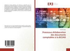 Capa do livro de Processus d'élaboration des documents comptables à la BCEAO