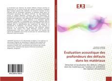 Bookcover of Évaluation acoustique des profondeurs des défauts dans les matériaux
