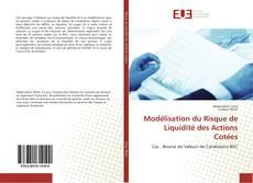 Couverture de Modélisation du Risque de Liquidité des Actions Cotées