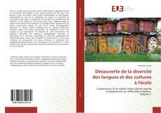 Bookcover of Découverte de la diversité des langues et des cultures à l'école