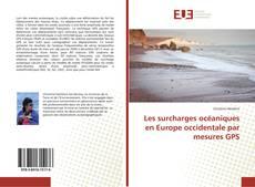 Bookcover of Les surcharges océaniques en Europe occidentale par mesures GPS