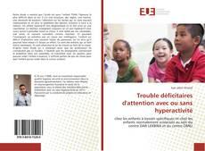 Buchcover von Trouble déficitaires d'attention avec ou sans hyperactivité