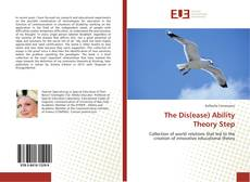 Couverture de The Dis(ease) Ability Theory Step