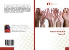 Bookcover of Gestion des RH Tome2