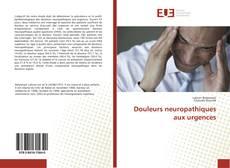 Portada del libro de Douleurs neuropathiques aux urgences