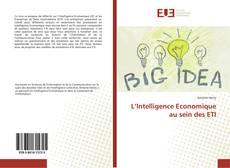 Couverture de L'Intelligence Economique au sein des ETI