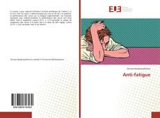 Couverture de Anti-fatigue