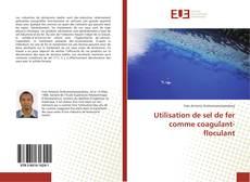 Copertina di Utilisation de sel de fer comme coagulant-floculant