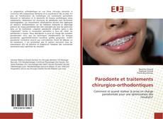 Bookcover of Parodonte et traitements chirurgico-orthodontiques