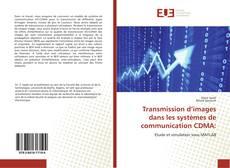Couverture de Transmission d'images dans les systèmes de communication CDMA: